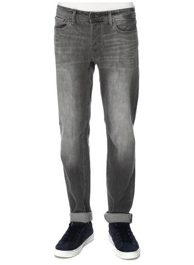 Jack & Jones Jack & Jones Gri Klasik Pantolon Gri